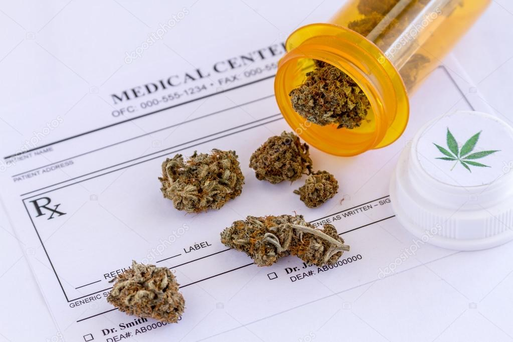 Medical marijuana legal